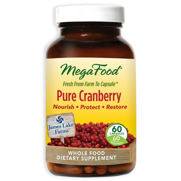 MF Pure Cranberry 60 ct