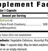 MegaFood MF Pure Cranberry 60 ct