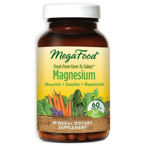 MegaFood Magnesium 60ct