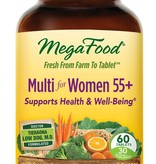 MegaFood MegaFood Multi for Women 55+ 60 ct