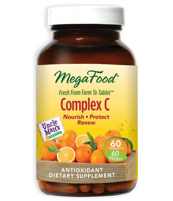MegaFood MegaFood Complex C 60ct
