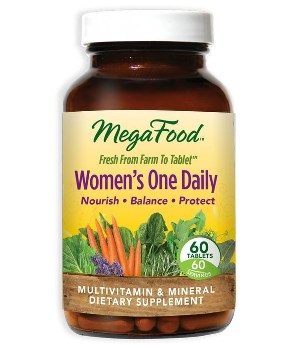 MegaFood MegaFood Women's One Daily 60 ct