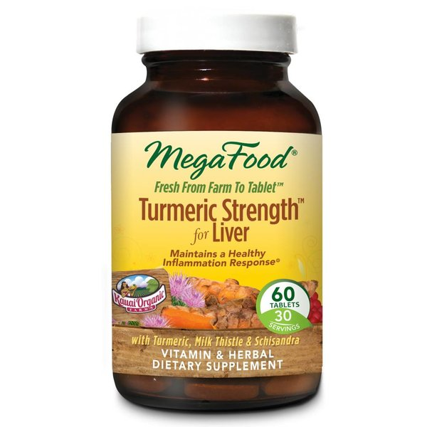 Turmeric Strength™ for Liver 60 ct