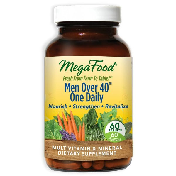 MegaFood Men Over 40 One Daily 60ct