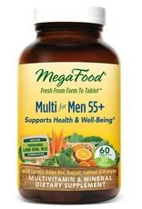 MegaFood Multi for Men 55+ 60 ct