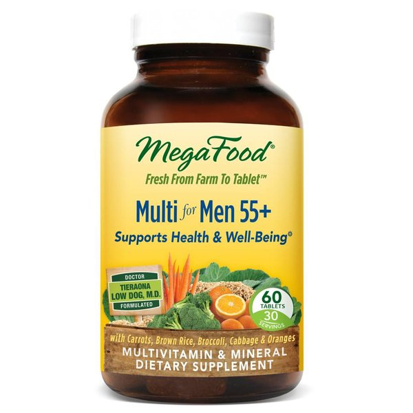 Multi for Men 55+ 60 ct