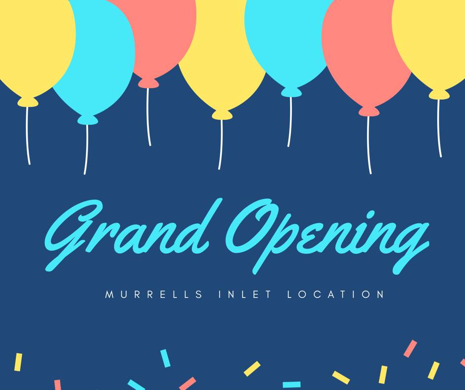 Grand Opening on Oct 21st!