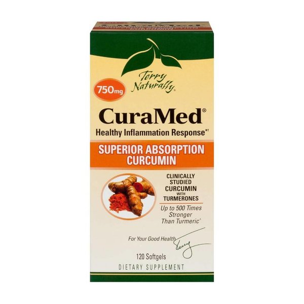 CuraMed 750mg 120ct