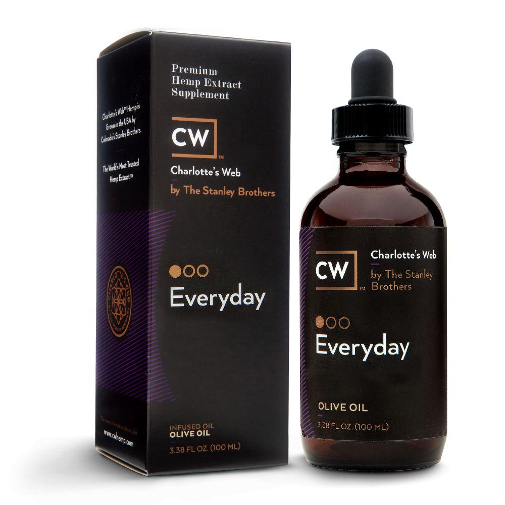 CW Hemp Everyday Olive Oil 3.38oz