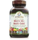 Nutrigold Nutrigold Men's 55+ Organic Multivitamin 90ct
