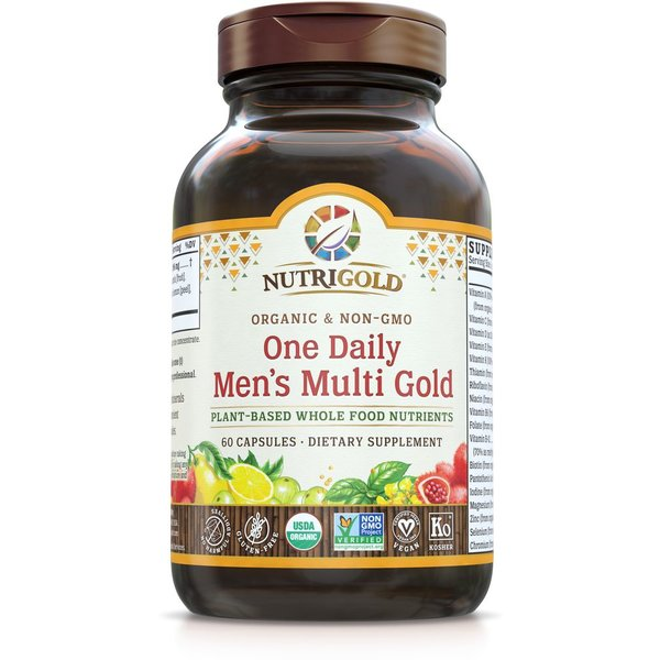 Men's Organic 1 Daily 60ct