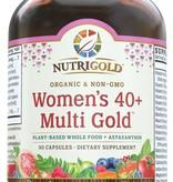Nutrigold Women's 40+Multi 90ct
