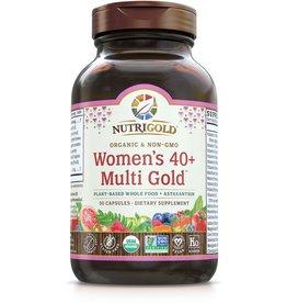 Women's 40+ Organic Multivitamin 90ct