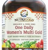 Nutrigold Women's 1 Daily Multi 30ct