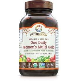 Women's One Daily Organic Multivitamin 60ct