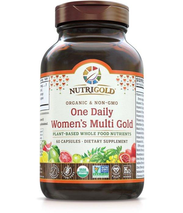 Nutrigold Nutrigold Women's 1 Daily Multi 60ct