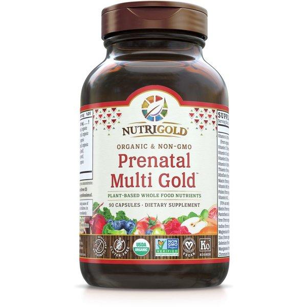 Prenatal Organic Multi 90ct