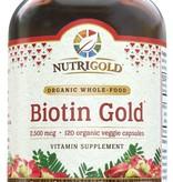 Nutrigold Nutrigold Biotin 2,500 mcg 120ct