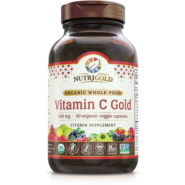 Vitamin C Gold 240 mg 90ct