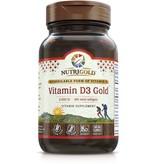 Nutrigold Vitamin D3 2,000 IU 180ct 00