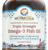 Nutrigold Nutrigold Triple Omega-3 2100mg 120ct