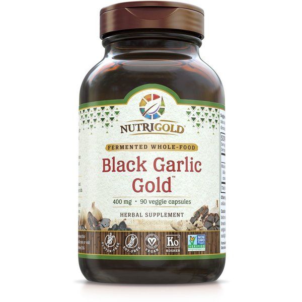 Black Garlic 400mg 90ct