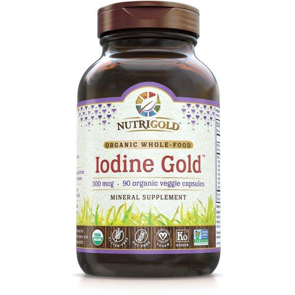 Iodine Gold 90 ct