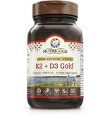 Nutrigold Nutrigold K2 + D3 Gold 60 ct