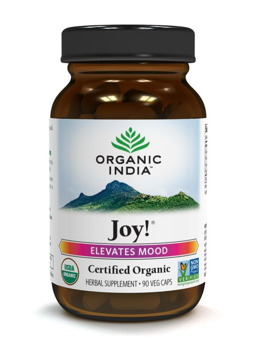 Organic India Joy! 90ct