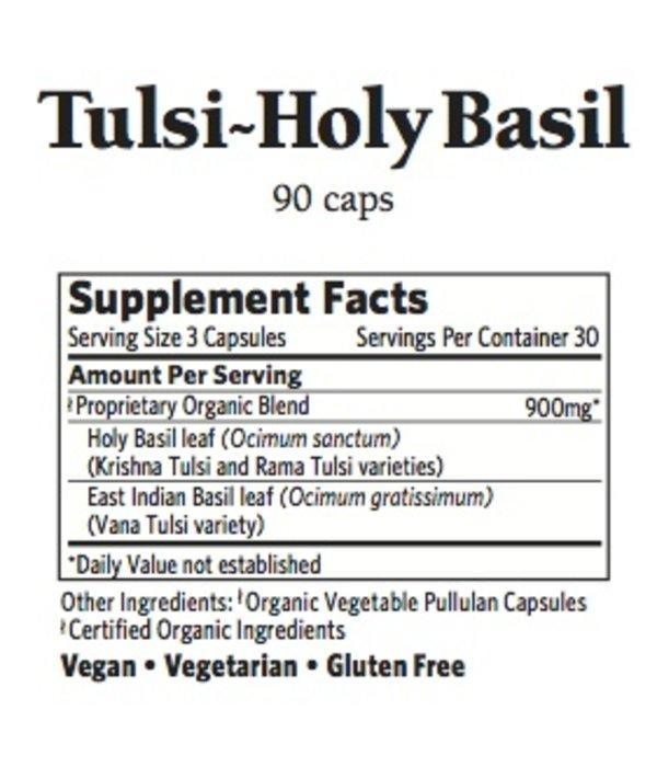 Organic India Holy Basil 90 ct
