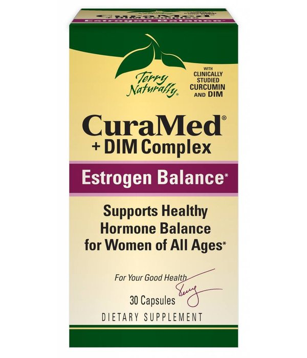Europharma Terry Naturally CuraMed plus DIM Complex 30 ct