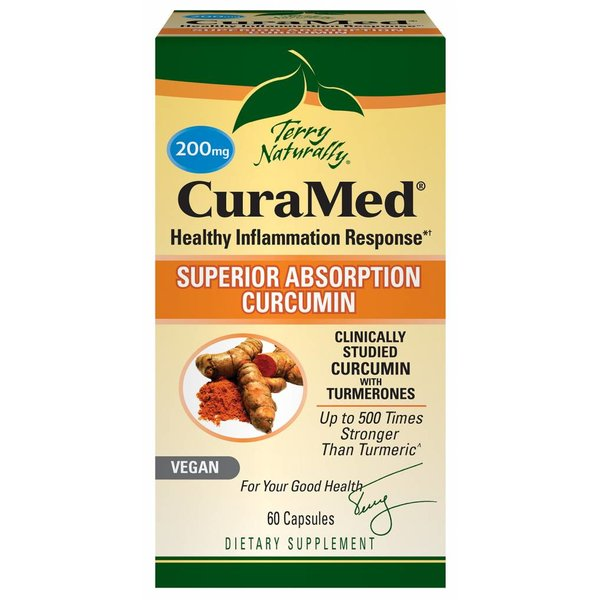CuraMed 200mg 60 Ct