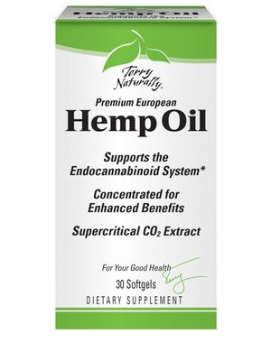 Better Together: Terry Naturally Hemp Oil 30ct