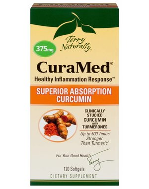 Europharma CuraMed 375mg 120 Ct