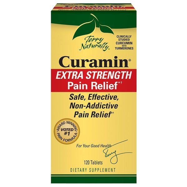 Curamin Extra Strength 120 ct