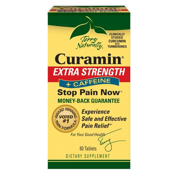 Curamin Headache + Caffeine 60 ct