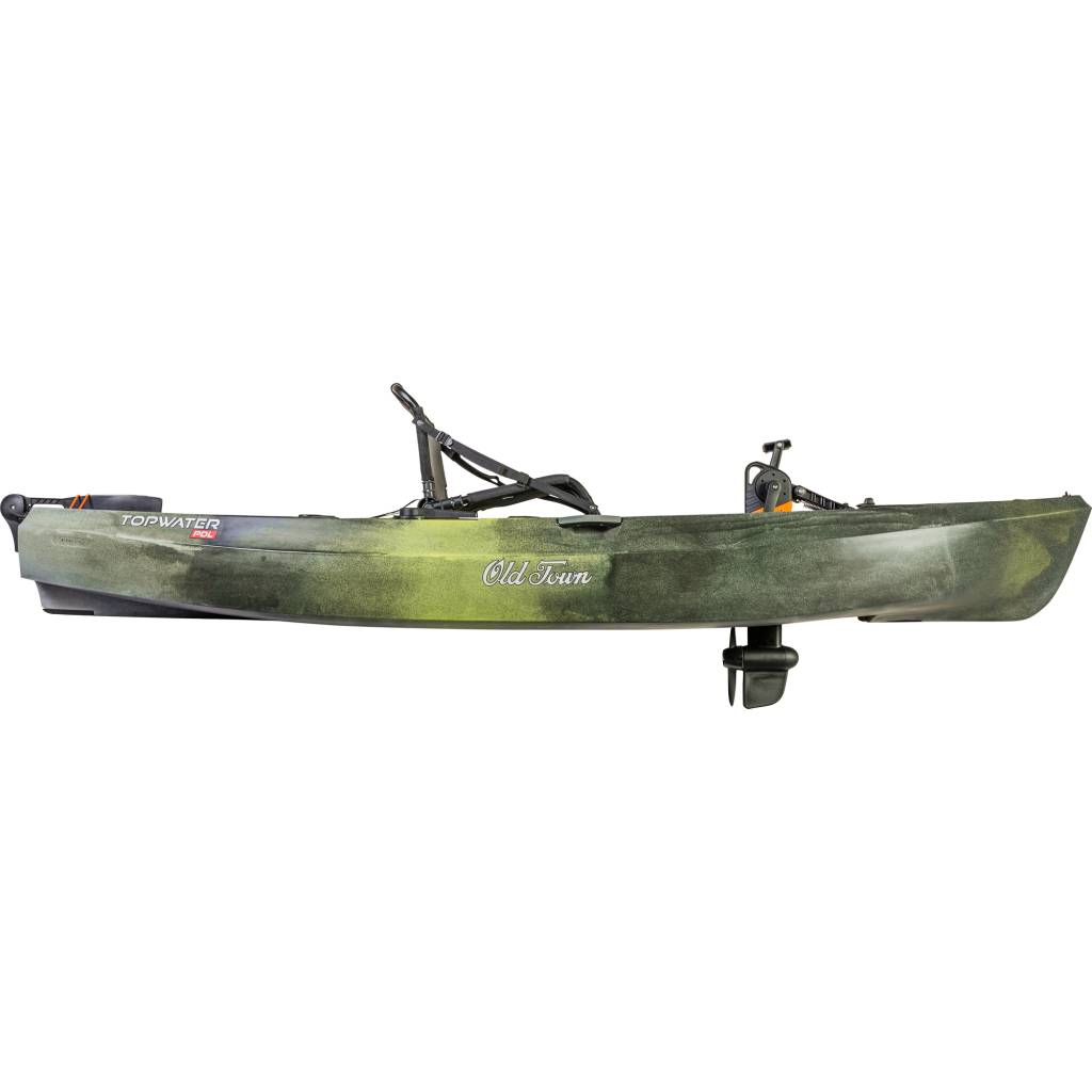 Old Town Topwater 106 PDL Angler