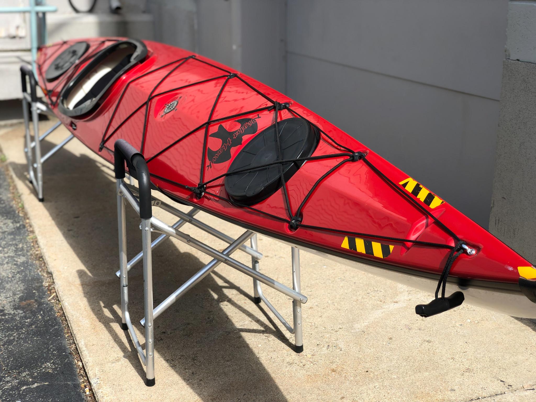 Eddyline Kayaks Night Hawk 16 Red Used