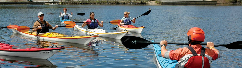 Kayaks & Paddles