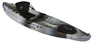 Ocean Kayak Caper Angler Package Urban Camo