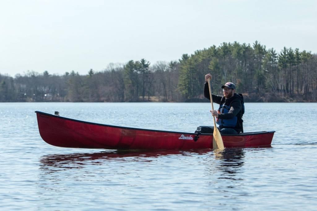 Lincoln Canoe & Kayak Concord, Fiberglass