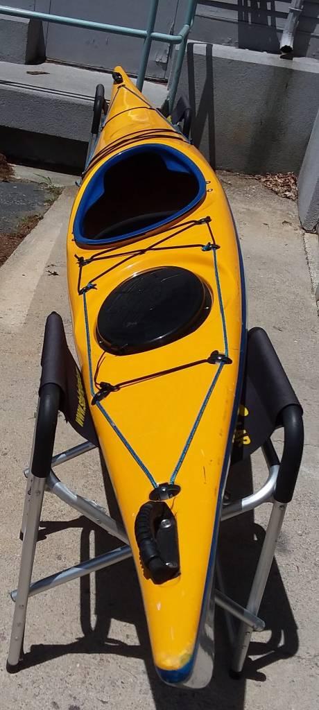 Impex Sea Breeze Yellow Used Fiberglass