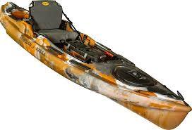 Ocean Kayak Prowler Big Game II Angler Orange Camo (Discontinued)