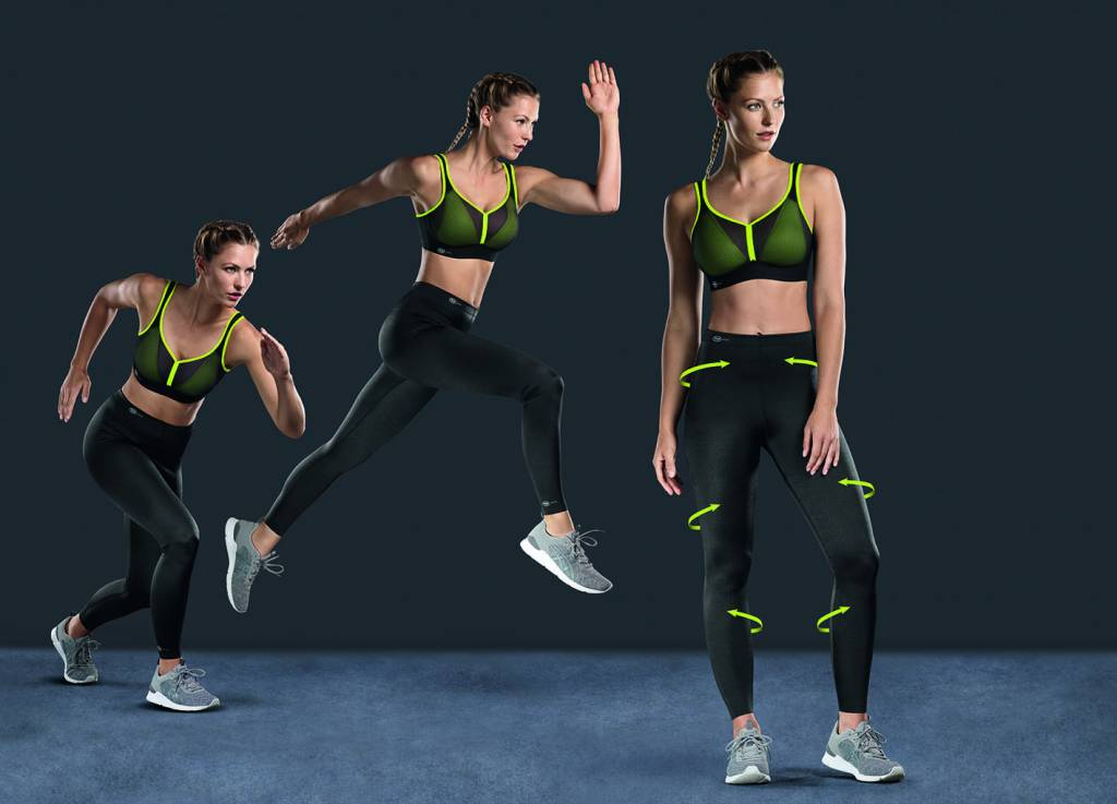 Award-Winning  Sports Compression Tights  that  Pack  a  Punch