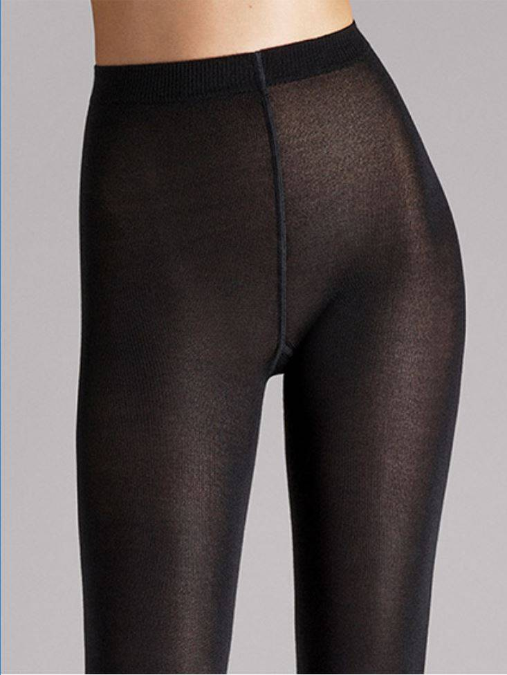 Wolford Cashmere/Silk Tights