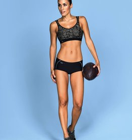 Extreme Control 5527 Sports Bra in Python