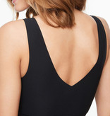 SoftStretch Padded V-Neck Bra
