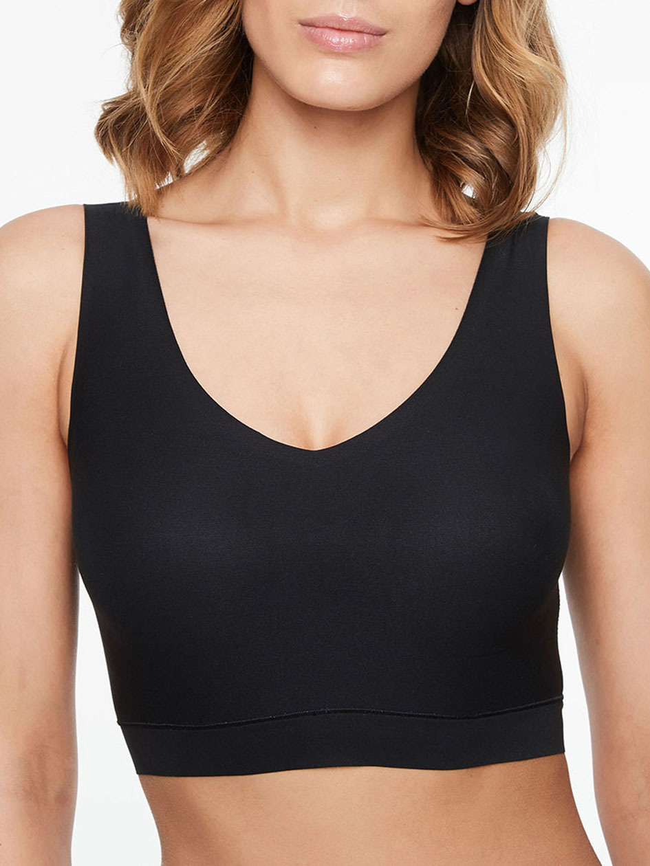 Chantelle SoftStretch Padded V-Neck Bra