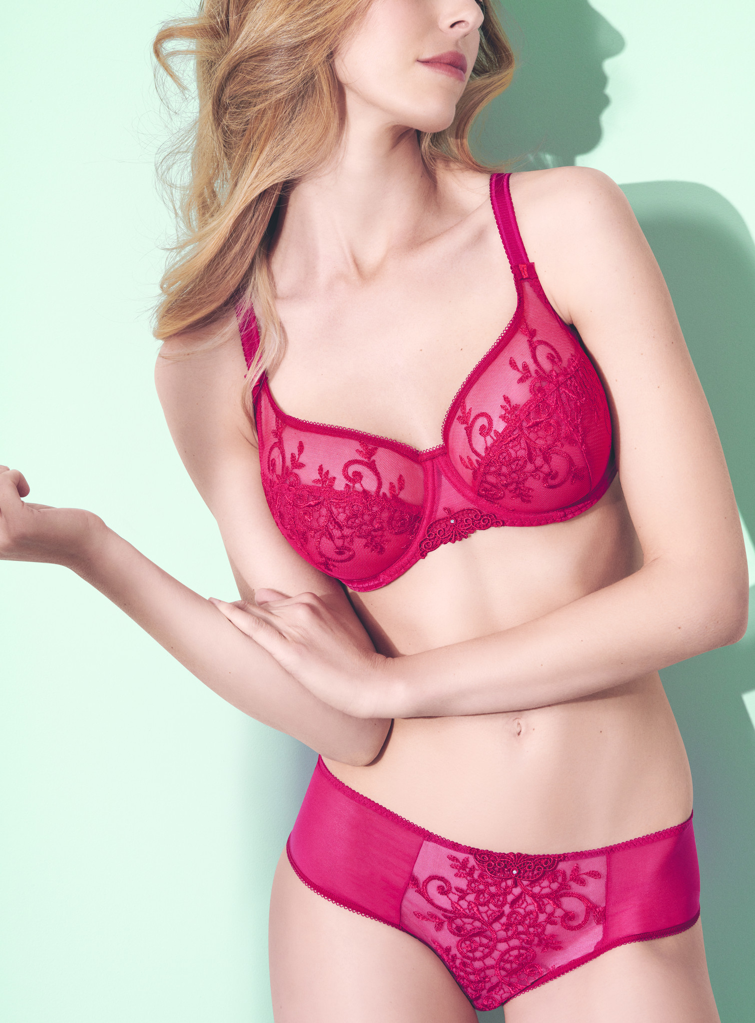 Apolline 07158 Full Cup Bra  - Fever (Seasonal)