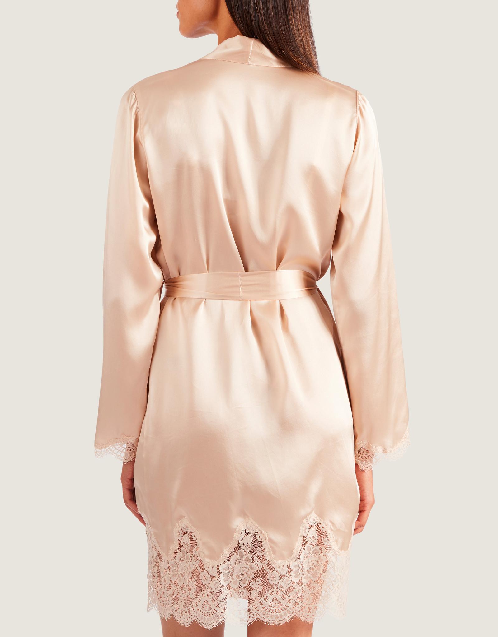 Aubade Kimono Soie d'Amour